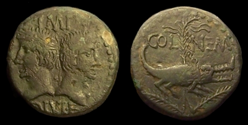 As et dupondius de Nîmes - Page 37 12,93g_24mm_cp_250