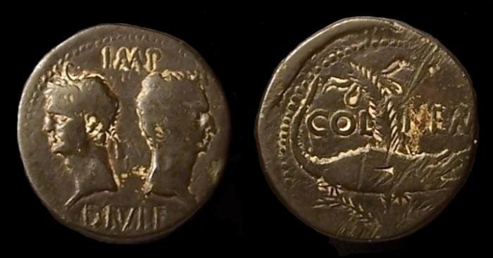 As et dupondius de Nîmes - Page 4 14,47g_26mm_cp